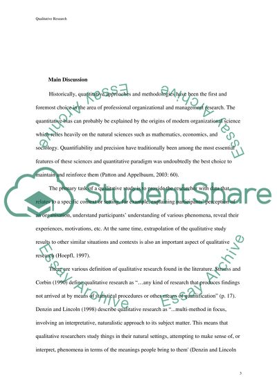 Qualitative Research Essay Example  Topics And Well Written Essays  Qualitative Research Essay Writing A Book Online also Secondary School English Essay  Model English Essays
