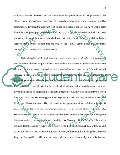 Examples Of Thesis Statements For Persuasive Essays Political Philosophies Of Socrates Plato And Confucius Compare And Contrast Essay Examples High School also Essay About Paper Political Philosophies Of Socrates Plato And Confucius Essay Example Essay English