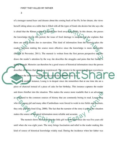 Personal Essay Samples For High School First They Killed My Father  Essay Example How To Write A Essay Proposal also Buy Essay Papers First They Killed My Father Essay Example  Topics And Well Written  High School Graduation Essay