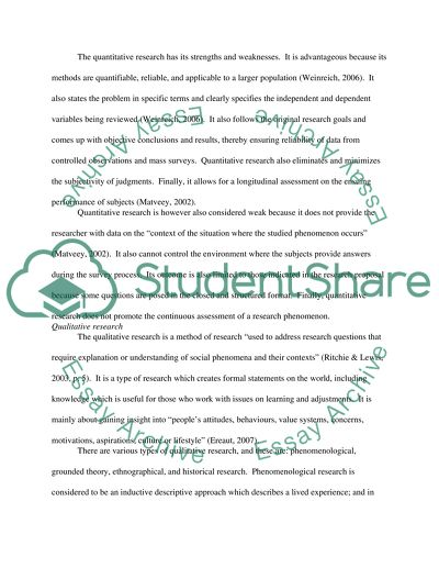 Proposal Essays Research Methodology Sample High School Essays also Good Synthesis Essay Topics Research Methodology Essay Example  Topics And Well Written Essays  Essays About Science