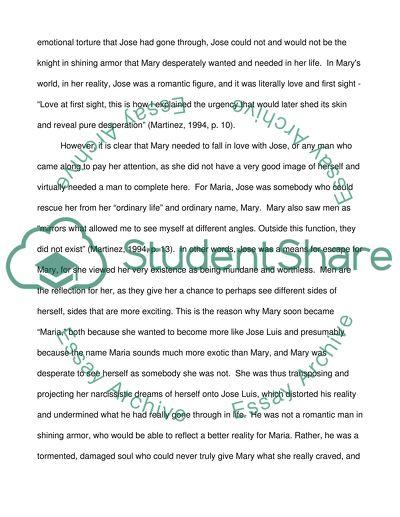 mother tongue by demetria martinez essay example