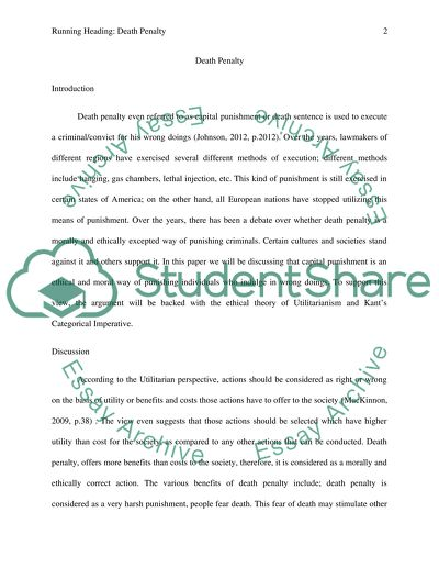 Essay Methodology The Punishment By Means Of Death Sentence Essay Of Love also Essay Writing On Technology The Punishment By Means Of Death Sentence Essay Example  Topics And  Science And Religion Essay