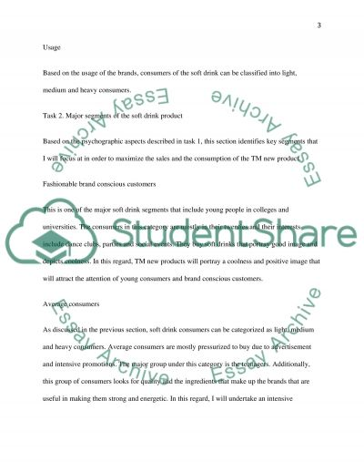 Marketing Research Paper essay example