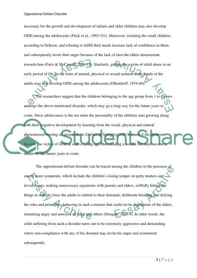 Term paper essay example