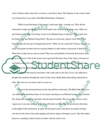 Review Essay on Major Publication of a Movie Found Engaging or Meaningful