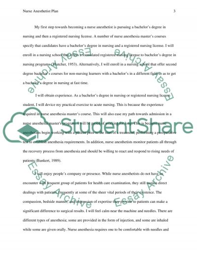 Professional paper (expended nursing role) essay example