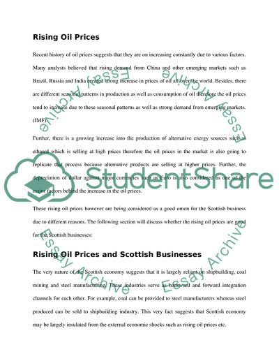 Business Essay Example  Topics And Well Written Essays   Words   Business