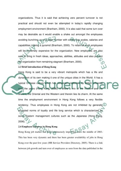 The tourism industry in hong kong tourism essay