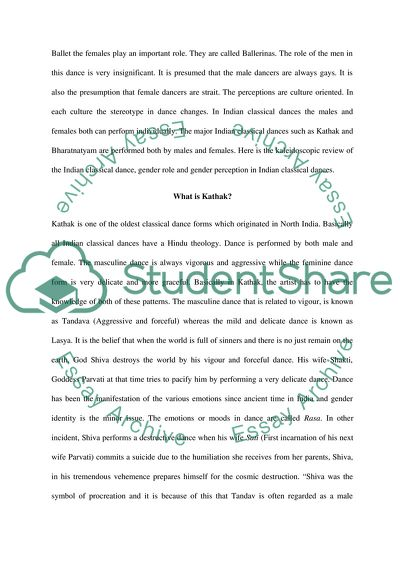 Dance Topic Ideas to Write about & Essay Samples   IvyPanda