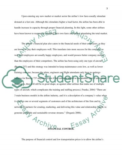Aerospace business management and legislation essay example