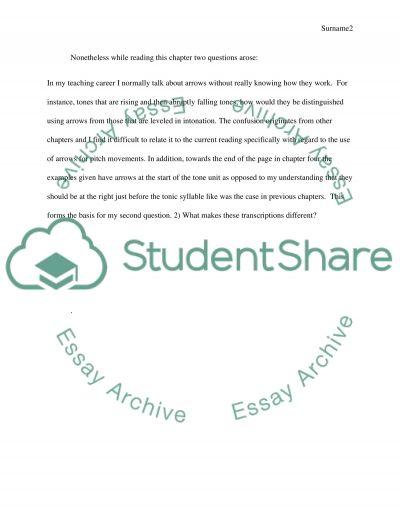 RR13 essay example
