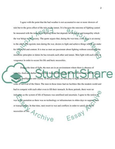 Quotes essays