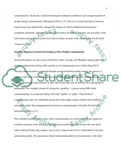 Communication and Learning Skills in Computer Science essay example