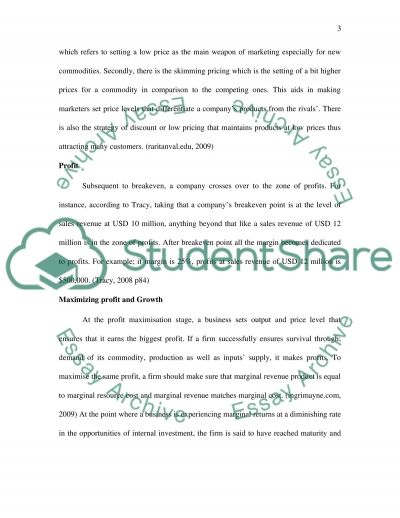 Managing external environment essay example