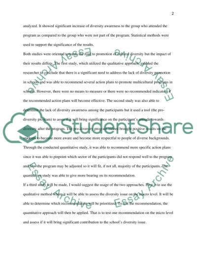 Review and critically analyze 2 related articles essay example