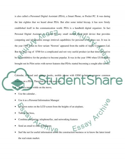 Greenwich Construction Ltd essay example