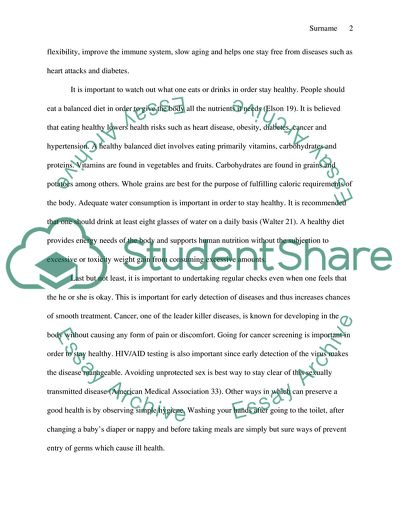 Research Essay Proposal Example  Proposal Example Essay also Compare Contrast Essay Examples High School Ways To Stay Healthy Essay Example  Topics And Well Written  Thesis Statement For Persuasive Essay