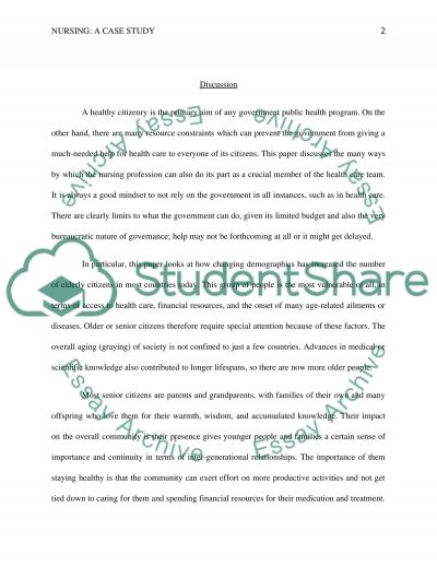 Importance of Health essay example