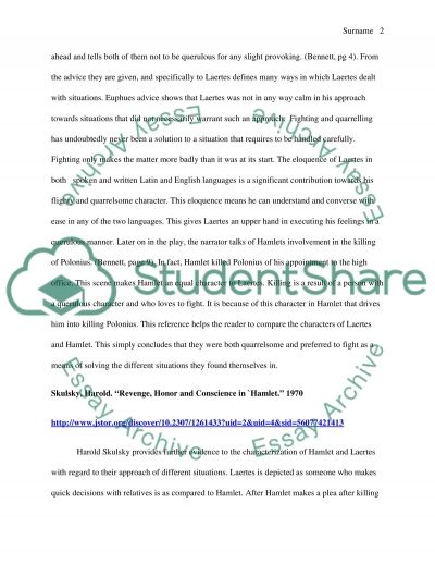 William shakespeare essay topics