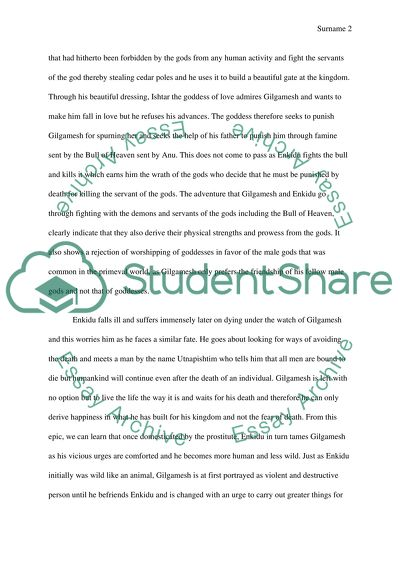 High School English Essay Topics The Epic Of Gilgamesh Tablets Ixi Essay Learning English also Essay Papers Examples The Epic Of Gilgamesh Tablets Ixi Essay Example  Topics And Well  Persuasive Essay Samples High School