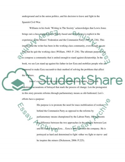 Literature on Different Party Ideologies essay example