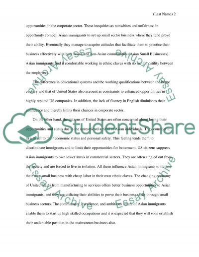 small business essay Hi i am writikn an argumentative essay,so i need thesis statement for samll businessi do not have any ideas  thesis statement about small business.