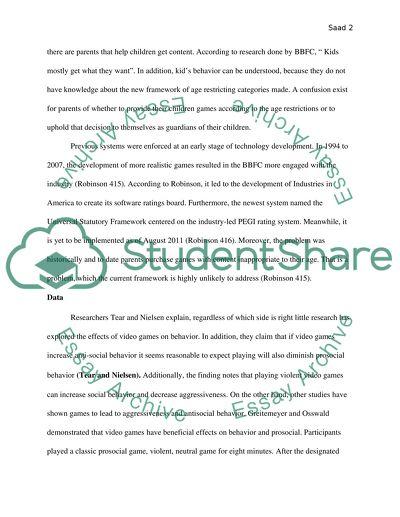 Argumentative persuasive essay