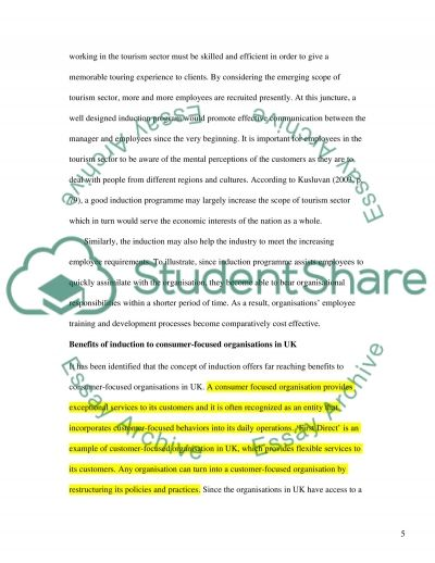 Managing people in the work environment essay example