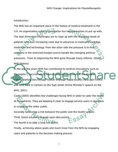 Analytic scoring rubrics for essay