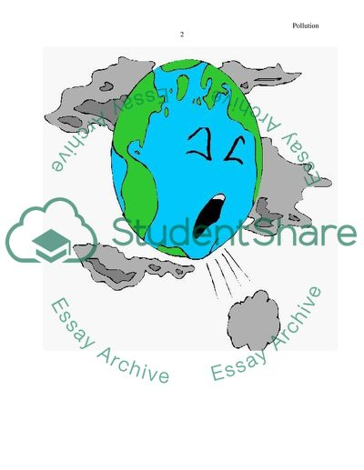 Pollution: Types, causes, consequences