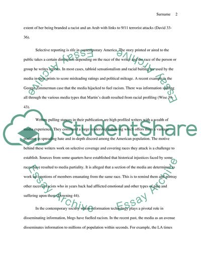 Some sample Essay on discord