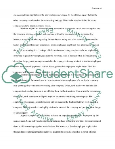 Research papers on social networking