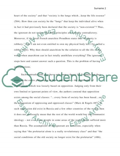Enlightenment/Ignorance.Ways of Knowing essay example