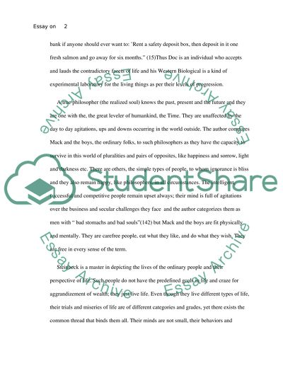 Essay short term goals