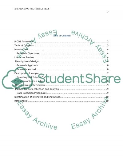 PRACTISE PROPOSAL essay example