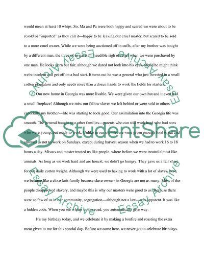 Essay discussion topics