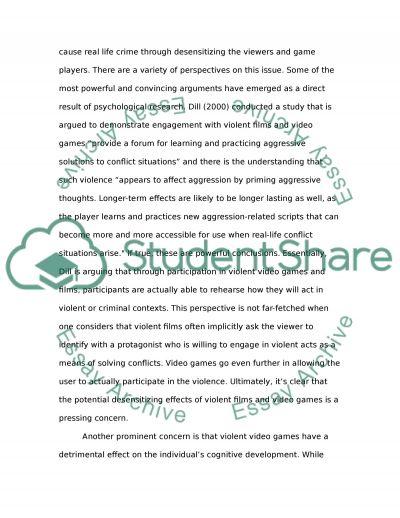 Restrict student essay
