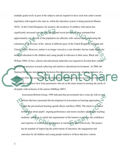 The Education System in Great Britain essay example