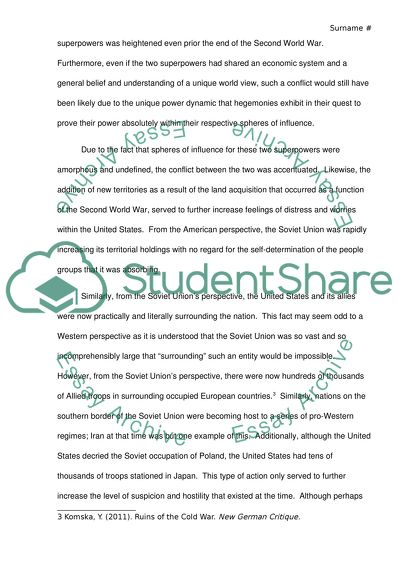 Euthanasia Essay Topics Cold War An Analysis Of Root Causes And Overall Levels Of Responsibility Essay On Hypocrisy also Necessity Is The Mother Of Invention Essay Cold War An Analysis Of Root Causes And Overall Levels Of Essay Volunteering Essay