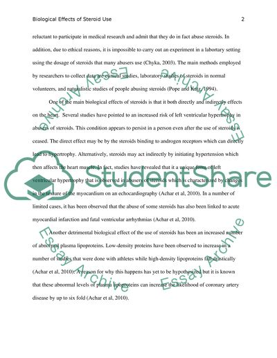 cell biology research paper