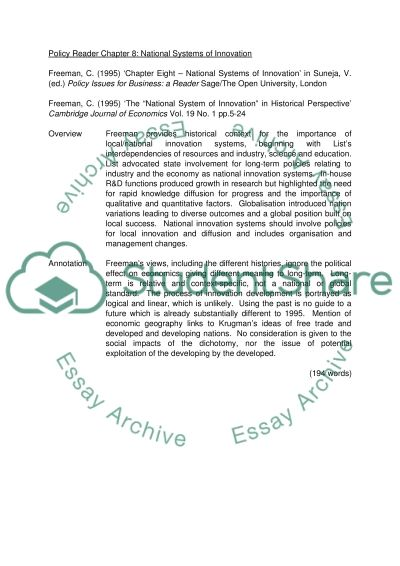Business Behavior in a Changing World II essay example
