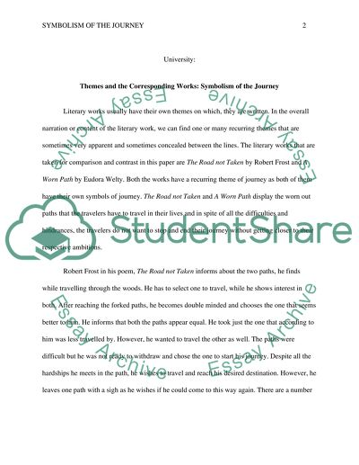 Population Essay In English Themes And Corresponding Works Symbolism Of The Journey Essay About Learning English Language also Persuasive Essay Topics High School Themes And Corresponding Works Symbolism Of The Journey Essay Global Warming Essay In English