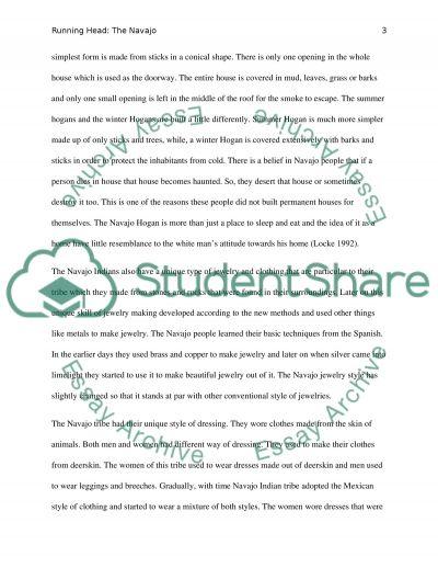 Culture research paper