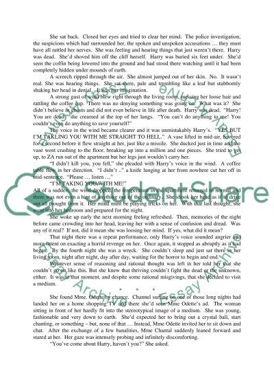 Essay 2 essay example