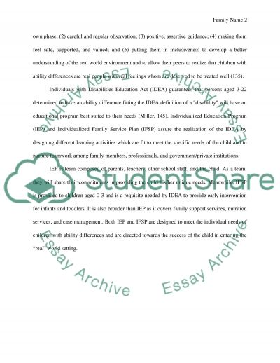 EEC discussion 2 essay example
