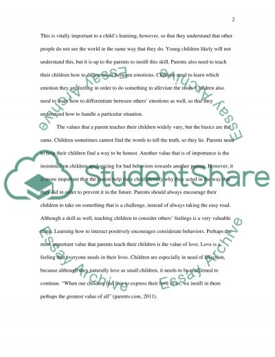important skills and values essay Essays are assigned by instructors as a method for measuring critical thinking skills, understanding of course material, and writing skills critical thinking writing essays involves critical thinking -- a purposeful and reflective analysis used to reach conclusions.