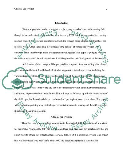 reflective writing pdf