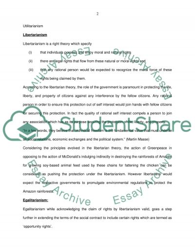 Corporate Ethics and Governance essay example