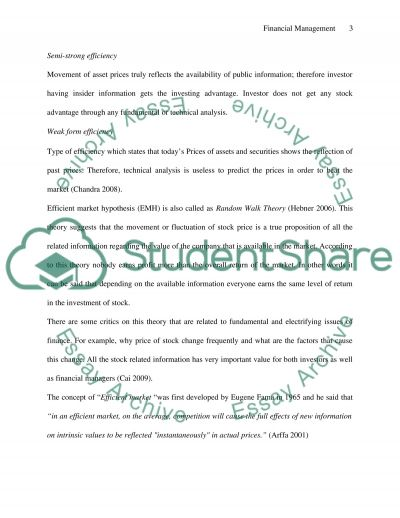 Investing money into the stock market,reasons Essay example