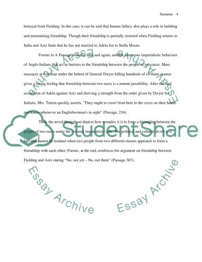 Persuasive Essay On Abortion A Passage To India Analysis Essay Kidakitap Com A Passage To India E M  Forster Essays On Advertising also Chicago Essay Format Looking For A Reputable Term Paper Writing Service Essay Passage To  Homeless People Essay